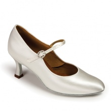 Туфли International Dance Shoes (IDS) ICS Classic White Satin